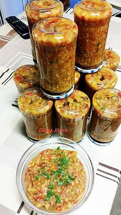 Good Food, Yummy Food, Tasty, Appetizer Recipes, Appetizers, Canning Pickles, Canning Vegetables, I Want To Eat, Saveur