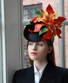 GUIBERT Millinery, Perfect Day For Whoever Collection