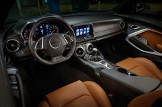 2016 Chevrolet Camaro Rs Interior Jpg 2048 1360