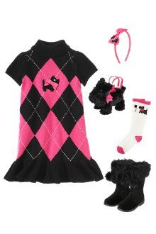 Argyle Style for a little one.  So cute!