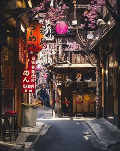 It doesn't matter where you go in Japan - you'll find beauty down every street and around every corner! Where does it rank on your bucket list Aesthetic Japan, City Aesthetic, Japanese Aesthetic, Japon Tokyo, Shinjuku Tokyo, Cultural Architecture, Japanese Architecture, Japon Illustration, Japan Street