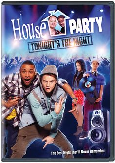 Check Out 'House Party: Tonight's The Night' On DVD & Digital Download