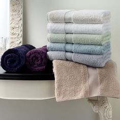Rhapsody Royale Towels by Chortex