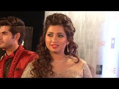 Bollywood Singer Shreya Ghoshal at the red carpet of the Britannia Filmfare Awards For more bollywood singer's latest news, gossips, hot photos, hot vi. Looking Stunning, Singers, The Voice, Bollywood, Awards, Queen, Music, Youtube, Musica