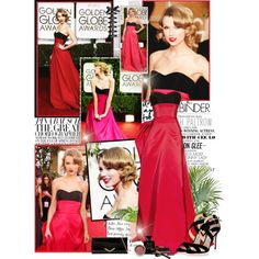 """Taylor Swift"" by productionkid on Polyvore"