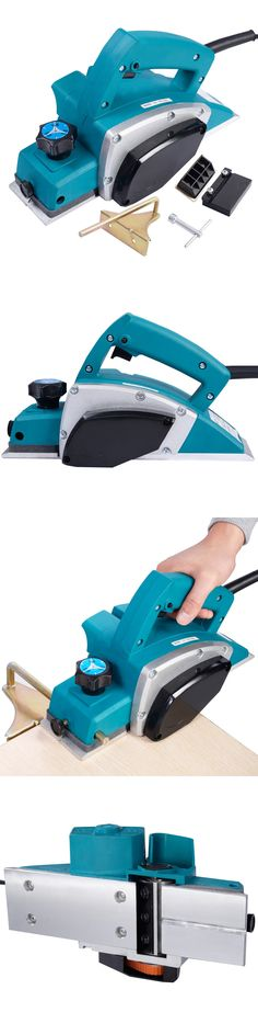 Planers 177002 Powerful Electric Wood Planer Door Plane Hand Held Woodworking Surface New -u003e  sc 1 st  Pinterest & Planers 177002: Wen 6A Electric Hand Planer Tool 3-1 4 -u003e BUY IT ...