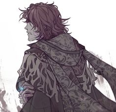 The fallen son of Lucis  He's wearing the ring of the Lucii. And it's not rejecting him. How the heck?