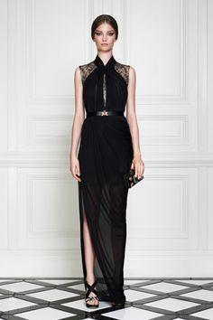 Jason Wu Black Lace Sheer