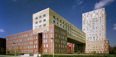 Harvard University Graduate Housing  Kyu Sung Woo Architects