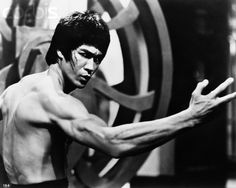Enter the Dragon. Awesome movie, pretty cheesy by todays standards but I never get tired of it!