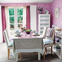 Fix dining room storage issues with these smart tips.