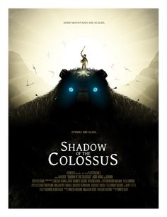 Shadow of the Colossus by ~iwilding on deviantART