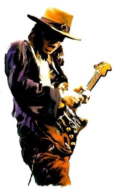 Browse through images in Iconic Images Art Gallery David Pucciarelli's Stevie Ray Vaughan collection. Celebrating the life and music of the world's greatest guitarist, Stevie Ray Vaughan. Stevie Ray Vaughan, Rock Posters, Band Posters, Concert Posters, Rock And Roll, Rock Y Metal, Music Artwork, Blues Music, Rock Legends