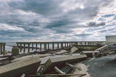 What's left of Rockaway Beach