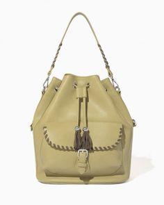 Braided Drawstring Backpack   Charming Charlie