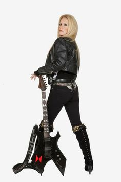 Girl power! Lita Ford, Vixen, and Bloody Mary coming to the Chicago-area - Chicago Metal Music | Examiner.com
