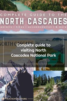 Heading to Washington State and love to hike? Make sure to visit North Cascades National Park near Seattle and Vancouver for awesome hikes in the North Cascades, sights and more! #northcascades #nationalparks #usatravel #washingtontravel North Cascades National Park, Washington State, Travel Usa, Vancouver, Seattle, National Parks, Hiking, Awesome, How To Make