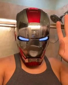 Marvel Jokes, Marvel Heroes, Marvel Avengers, Cool Gadgets To Buy, Amazing Gadgets, Iron Man Helmet, Iron Man Art, Iron Man Wallpaper, Avengers Movies