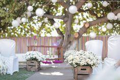 casamento colorido rústico | colorful wedding