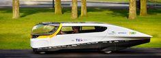 Eengezins solar auto mag in Nl de weg op!