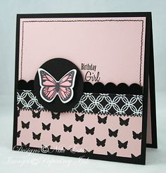 My Paper Creations: Introducing Butterfly Dreams