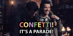 I hadn't seen this before, but now it's my favorite Cas gif.