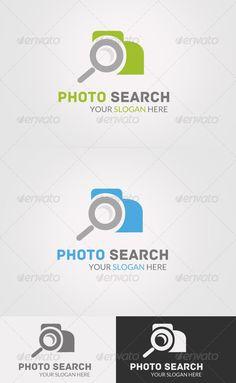 Photo Search Logo