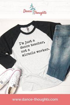 Items similar to Funny Ballet Teacher Sleeve Raglan Baseball Shirt - Point Your Freakin' Feet Dance Recital Appreciation Gift on Etsy Dance Teacher Gifts, Dance Gifts, Teacher Appreciation Gifts, Tap Dance Quotes, Dance Humor, Funny Dance, Dance Recital, Dance Class, Baseball Shirts