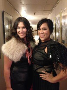 Catherine Alcorn and Kate Ceberano Cabaret 2013