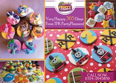 Celebrate the Completion of With Throw a Themed Birthday Party With the Most Amazing Cake, Decoration and Entertainment! 365days, Birthday Party Themes, Amazing Cakes, Entertainment, Decoration, Happy, Desserts, Fun, Decor