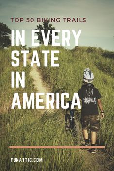 Do you take your bike with you when you travel? If so, check out this article about bike trails in the United States. You will find bike trails in every state. This article would make a great resource as you travel or plan out biking trips. Mountain Bike Shoes, Mountain Bike Trails, Mountain Bicycle, Mountain Biking Quotes, Mountain Biking Women, Mtb Trails, States In America, United States, Cycling Bikes