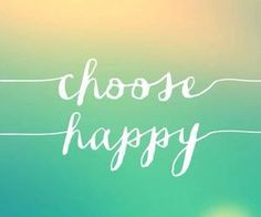 #choosehappy #positive #happymonday