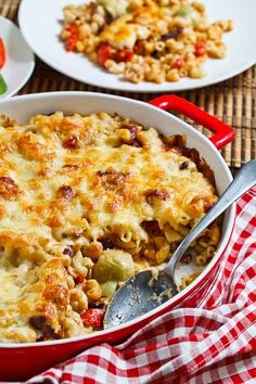 goat cheese mac and cheese