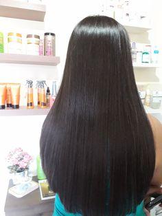 Long Dark Hair, Thick Hair, Wavy Hair, Edgy Hairstyles, Bun Hairstyles For Long Hair, Beautiful Long Hair, Gorgeous Hair, Cabello Hair, Silky Hair