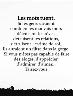 Dream Quotes, Best Quotes, Life Quotes, French Words, French Quotes, Quote Citation, Sweet Words, Daily Affirmations, Health Quotes
