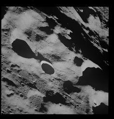 https://flic.kr/p/zqPjqs | AS08-13-2316 | Apollo 8 Hasselblad image from film magazine 13/E - Lunar Orbit, Trans-Earth Coast
