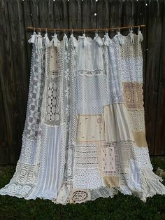 Shabby chic bathrooms 495818240224887796 - Cool & Unique shabby chic Shower Curtain Ideas for Small Bathroom Source by ebannier