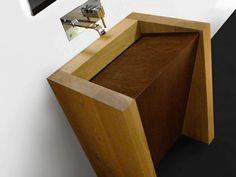 lavtorio corten e madeira