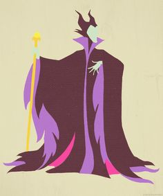 FAVORITE DISNEY CHARACTERS: Maleficent→ The Sleeping Beauty (1959)