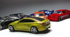 the Lamley Group: The ever-blossoming romance between Hot Wheels and BMW...