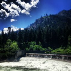 Tumwater Dam | Washington