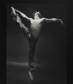 Dancers are stripped enough on stage. You don't have to know more about them than they've given you already~ Mikhail Baryshnikov