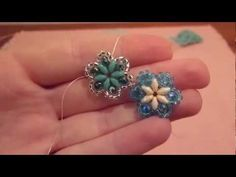 Tutorial earrings