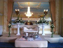 Spectacular venue The Regent in London's Finchley Central.  www.weddingsinbarnet.com