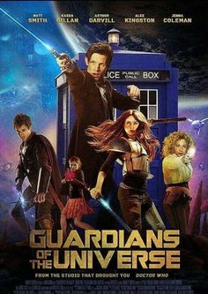 It's funny since Karen's in Guardians of the Galaxy