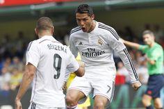 REAL Madrid mencatat kemenangan ketiga mereka dalam seminggu dengan kemenangan 2-0 di kandang Villarreal pada Sabtu malam (WIB).