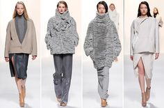 Chalayan Fall/Winter 2014-2015 Collection - Paris Fashion Week  #ParisFashionWeek #fashionweek #PFW