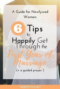 Some believe the year of marriage is the worst, this does not have to be true for your marriage. Here's some tips for newlyweds. First Year Of Marriage, Marriage Couple, Godly Marriage, Saving Your Marriage, Strong Marriage, Save My Marriage, Marriage Relationship, Love And Marriage, Marriage Vows