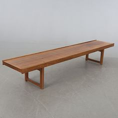 9864925 bukobject Coffee Table Bench, Dining Bench, Midcentury Modern, Mid Century, Furniture, Home Decor, Decoration Home, Table Bench, Room Decor