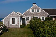 shingled cottages